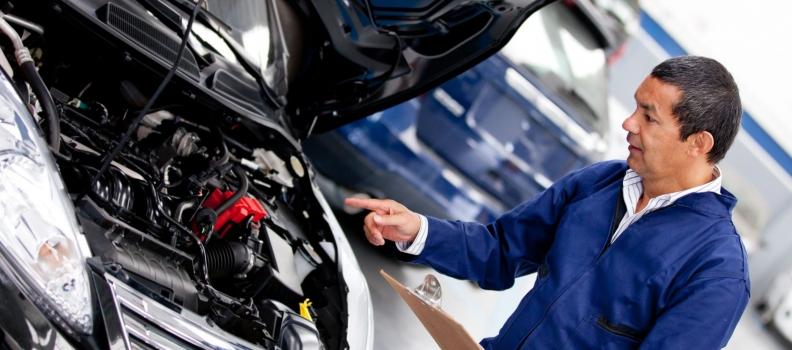 Tehnoülevaatus laen auto tagatisel